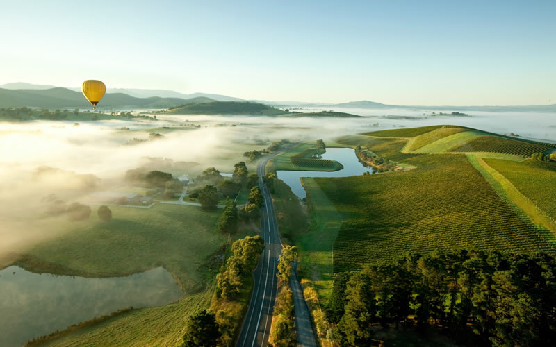 Yarra Valley Victoria Tourism