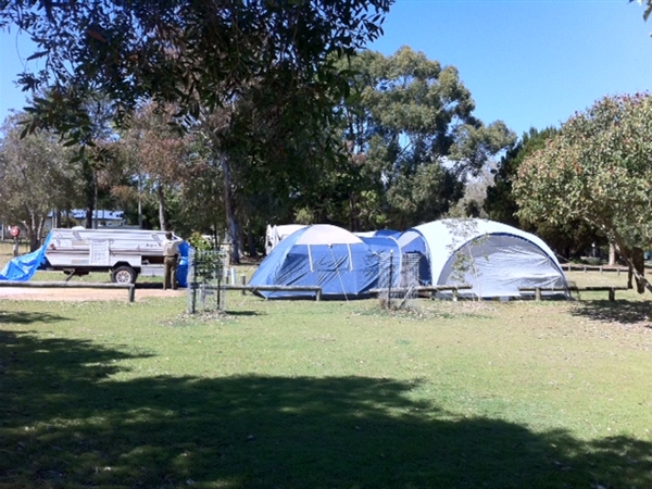 Amity Point Camping Ground - Victoria Tourism