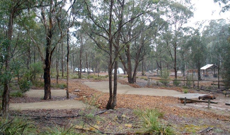 Bungonia Campground - Victoria Tourism