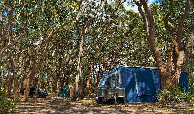 Stewart and Lloyds campground - Victoria Tourism