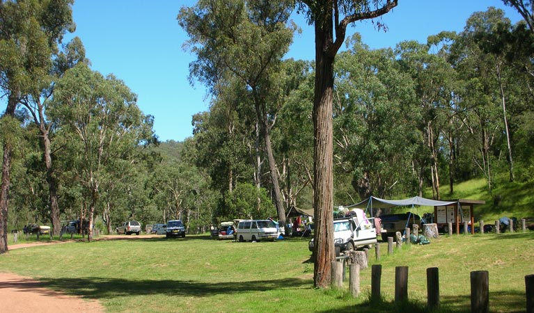 Washpools campground - Victoria Tourism