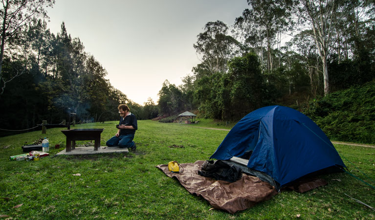 Woko campground - Victoria Tourism