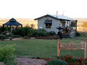 Mulanah Gardens Bed and Breakfast Cottages