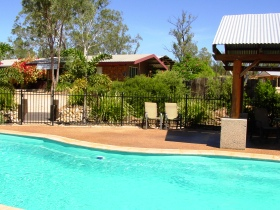 Rubyvale Motel and Holiday Units - Victoria Tourism