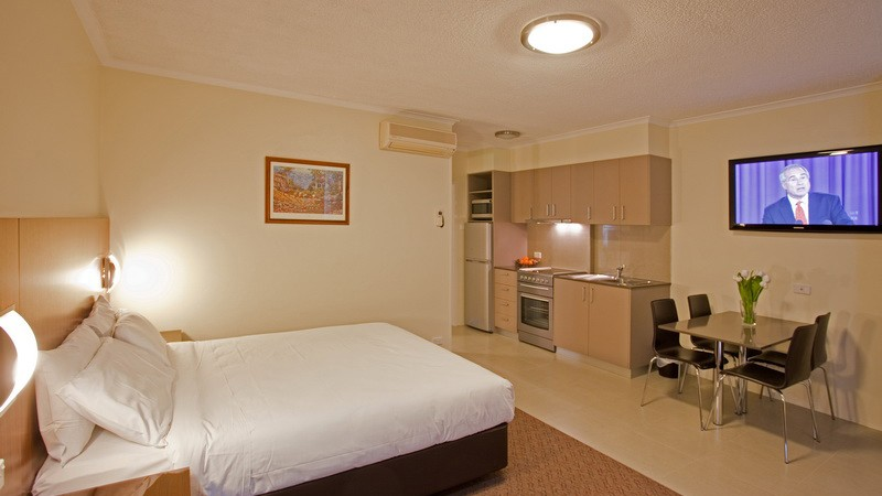 Best Western Central Motel and Apartments - Victoria Tourism