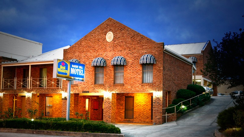 BEST WESTERN Bakery Hill Motel - Victoria Tourism