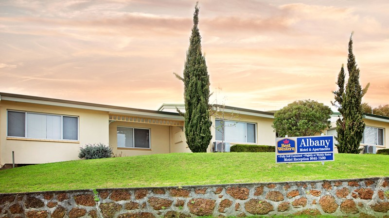 Best Western Albany Motel and Apartments - Victoria Tourism