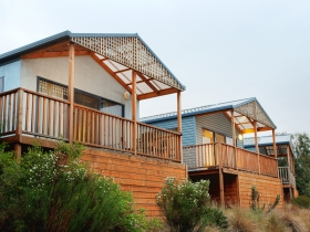 Discovery Holiday Parks Hobart Cosy Cabins - Victoria Tourism