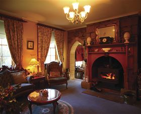Oatlands Lodge Colonial Accommodation - Victoria Tourism