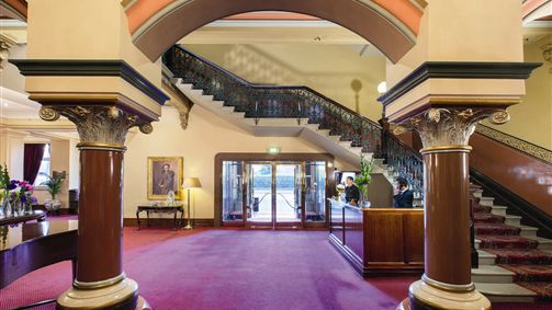 The Hotel Windsor - Victoria Tourism