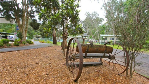 Crystal Brook Tourist Park - Victoria Tourism