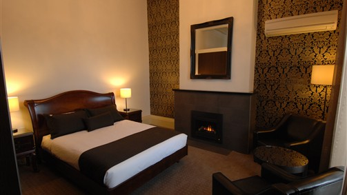 Quality Inn Heritage on Lydiard - Victoria Tourism