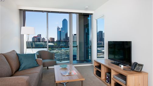 Melbourne Short Stay Apartments MP Deluxe - Victoria Tourism