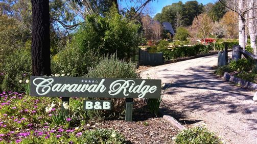Carawah Ridge Bed and Breakfast - Victoria Tourism