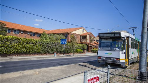 St Georges Motor Inn - Victoria Tourism