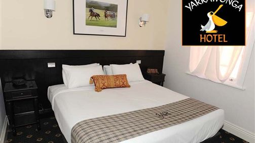 The Yarrawonga Hotel - Victoria Tourism