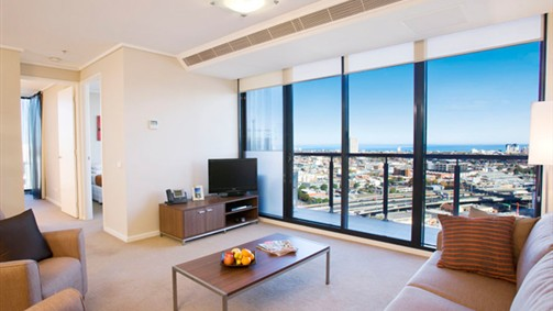 Melbourne Short Stay Apartments - Southbank Central - Victoria Tourism