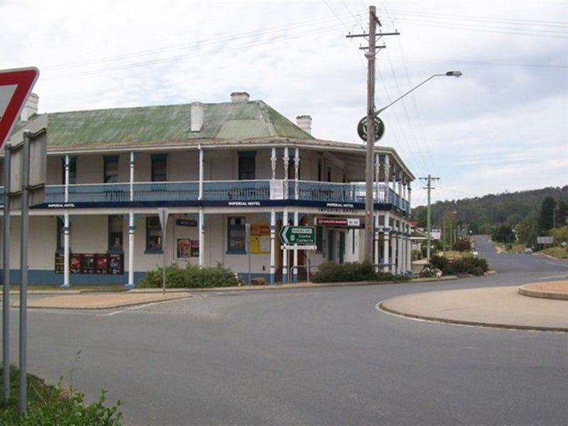 Imperial Hotel Bombala - Victoria Tourism