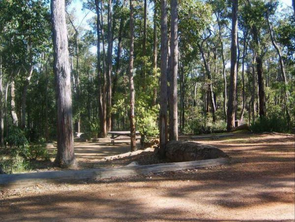 Barrabup Camp at St John Brook National Park - Victoria Tourism