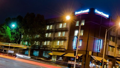 Quality Hotel Downtowner on Lygon Carlton