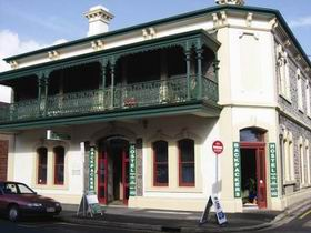 Adelaide's Shakespeare Backpackers International Hostel - Victoria Tourism