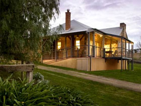 Longview Vineyard Homestead - Victoria Tourism