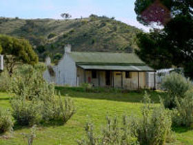 Saunders Gorge Sanctuary - Boundary Cottage - Victoria Tourism