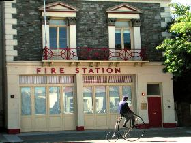 The Fire Station Inn - Fire Engine Suite - Victoria Tourism