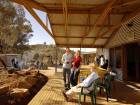 Willow Springs Shearers Quarters - Victoria Tourism