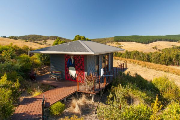 Otway Escapes Luxury Spa Accommodation - Victoria Tourism