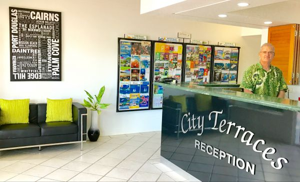 City Terraces - Holiday Apartments - Victoria Tourism