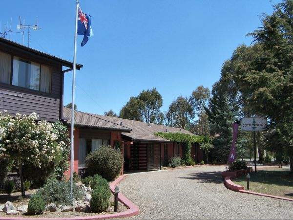 Cottonwood Lodge Motel - Victoria Tourism