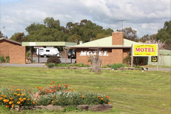 Dunolly Golden Triangle Motel - Victoria Tourism