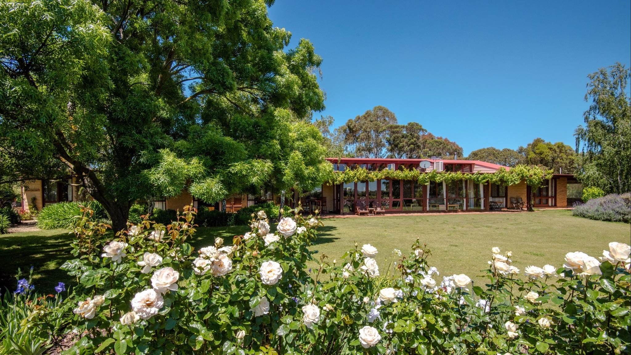 Mulberry Lodge Country Retreat - Victoria Tourism