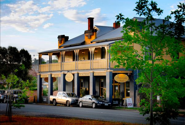 Yea Peppercorn Hotel - Victoria Tourism