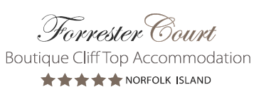 Forrester Court Clifftop Cottages - Victoria Tourism