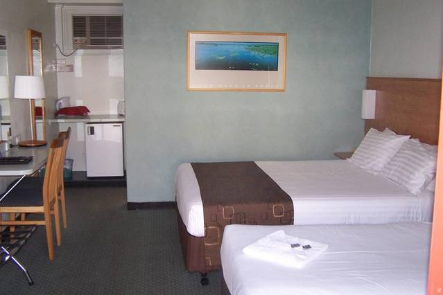 Econo Lodge Griffith Motor Inn - Victoria Tourism