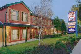Footscray Motor Inn  Serviced Apartments - Victoria Tourism