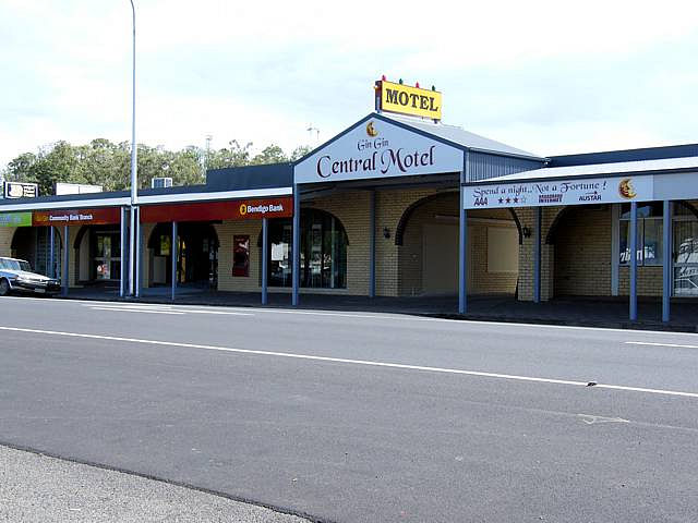 Gin Gin Central Motel - Victoria Tourism