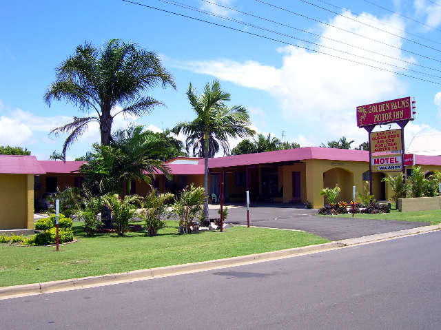 Golden Palms Motor Inn - Victoria Tourism