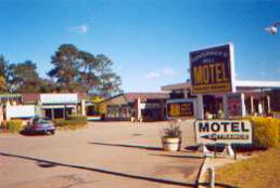 Governors Hill Motel - Victoria Tourism