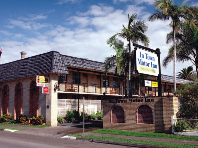 In Town Motor Inn - Victoria Tourism