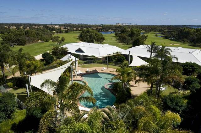 Mercure Sanctuary Golf Resort Bunbury - Victoria Tourism