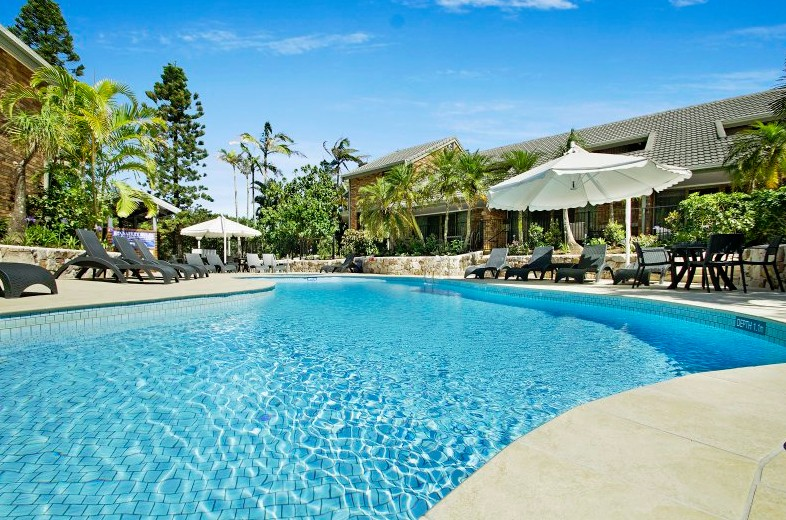 Glen Eden Beach Resort - Victoria Tourism