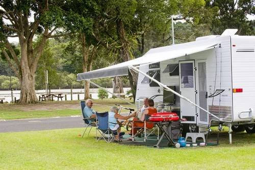 North Coast Holiday Parks Ferry Reserve - Victoria Tourism