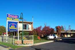 Orange Motor Lodge - Victoria Tourism