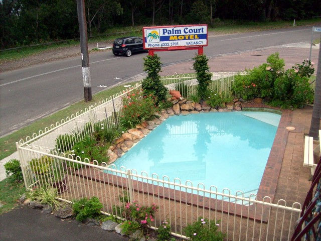 Palm Court Motel - Victoria Tourism
