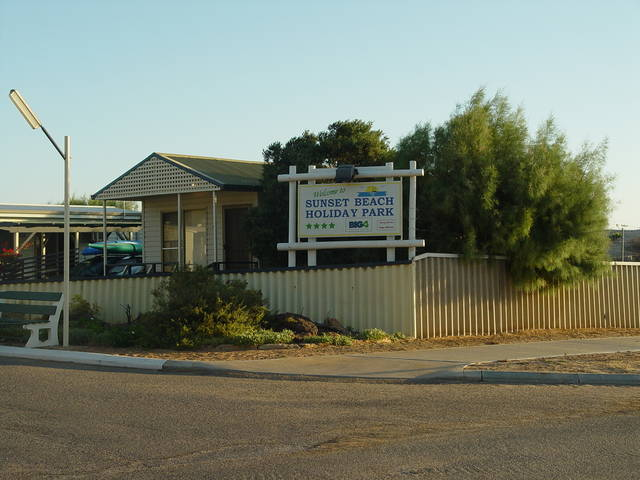 Sunset Beach Holiday Park - Victoria Tourism