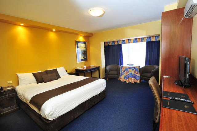The Clifton Motel and Grittleton Lodge - Victoria Tourism