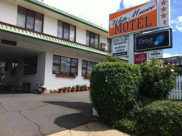White Manor Motel - Victoria Tourism